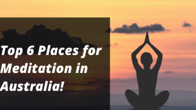 Photo of Top 6 Places for Meditation in Australia!