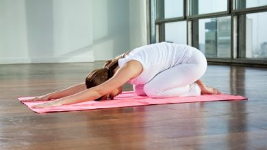 Photo of 5 Soothing Beginner Yoga For Back Pain Poses