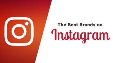 Photo of 6 Best Brands on Instagram