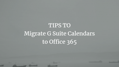 Photo of Tips to Migrate Google Workspace Calendar to Office 365