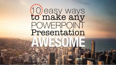 Photo of Best Ways to Make your PowerPoint Presentation Design Stand Out