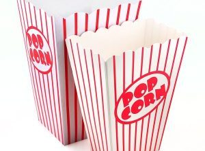 Photo of Printed Custom Popcorn Packaging Boxes Offer Various Gains To You