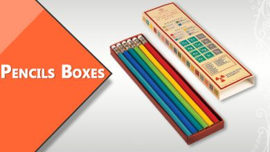 Photo of Get Stylish Printed Custom Pencils Boxes at Wholesale