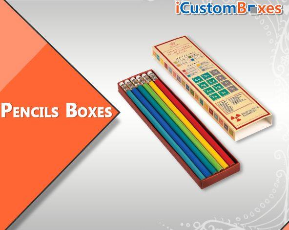Pencils Boxes
