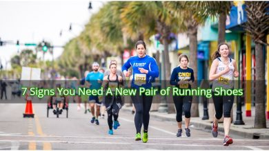 Photo of 7 Signs You Need A New Pair of Running Shoes