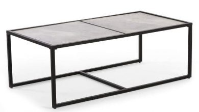 Photo of Different Styles of Patio Side Tables