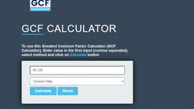 Photo of GCF Calculator For 2021