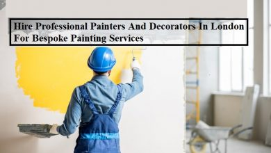 Photo of Hire Professional Painters And Decorators In London For Bespoke Painting Services