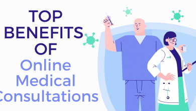 Photo of Top Benefits of Online Medical Consultations