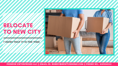 Photo of 7 Signs That It Is the Time to Relocate To New City
