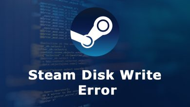 Photo of Reasons for Steam Disk Write Errors – What is Steam Disk