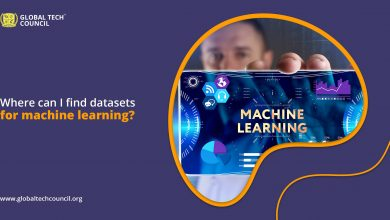 Photo of Where can I find datasets for machine learning?