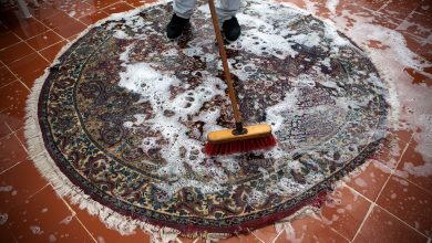 Photo of Quick Ways for Cleaning Wool Rugs