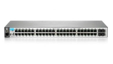 Photo of Salient Features of the Latest HP 2530-48G Switch Series