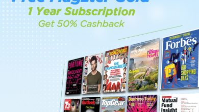 Photo of Magzter Offers + 100% cashback
