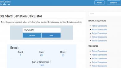 Photo of Best online standard deviation calculator