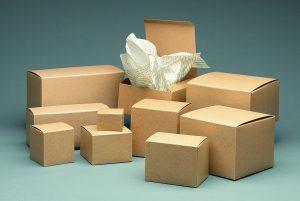 Custom Kraft Packaging Boxes