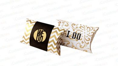 Photo of Buy our Stylish Custom Pillow Boxes on Wholesale Rates