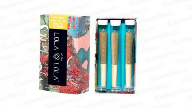 Photo of Get 40% Sale on Custom Pre Roll Packaging at iCustomBoxes