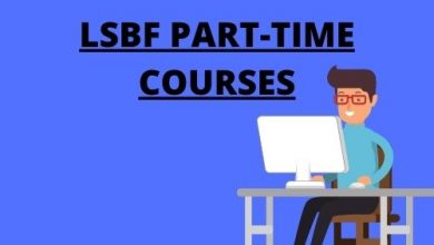 Photo of What kind of part time courses are available for students at LSBF?