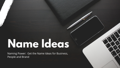 Photo of Naming Power: Name Ideas for Business, People and Brands
