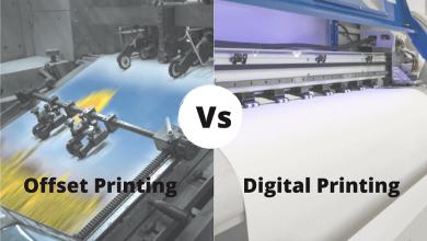 Photo of Offset Printing Vs Digital Printing