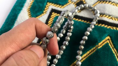 Photo of Islamic Tassel Beads For Muslim Women