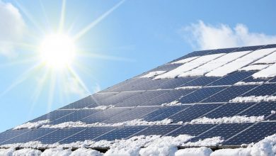 Photo of HOW EFFECTIVE ARE SOLAR PANELS IN SNOW AND COLDER TEMPERATURES?