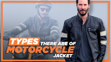 Photo of TYPES THERE ARE OF MOTORCYCLE JACKET