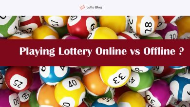 Photo of Playing Lottery Online vs Offline – Which one serves the best?