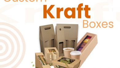 Photo of Go Green With Kraft Boxes And Uplift Your Brand Standards