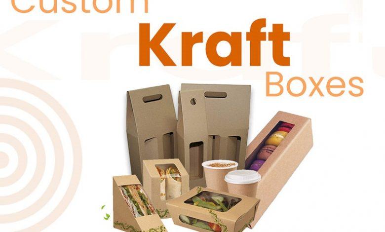 custom kraft boxes - banner