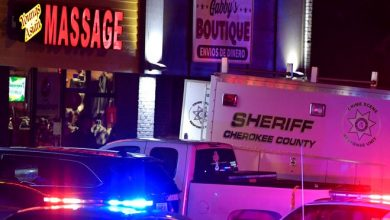 Photo of 8 dead in 3 shootings at massage parlors in Georgia police investigating motive