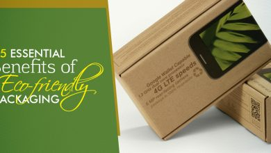 Photo of 5 Essential Benefits of Eco-Friendly Packaging
