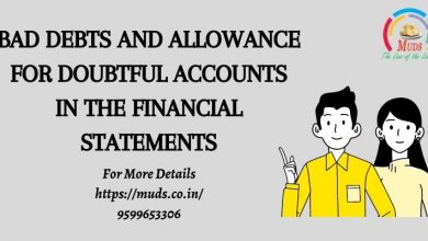 Photo of BAD DEBTS AND ALLOWANCE FOR DOUBTFUL ACCOUNTS IN THE FINANCIAL STATEMENTS