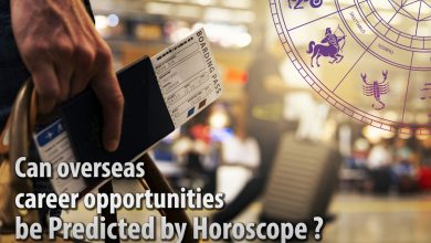 Photo of Can overseas career opportunities be predicted by Horoscope?