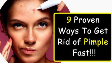 Photo of 9 Proven ways to get rid of Pimples fast!!!
