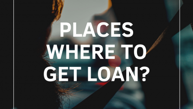 Photo of Places To Get Loans With Bad Credit