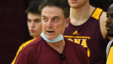 Photo of Opinion: Rick Pitino, back in NCAA Tournament, got bruised but never lost what made him great