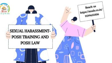 Photo of SEXUAL HARASSMENT- POSH TRAINING AND POSH LAW