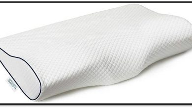Photo of Cervical Pillow Queen For Neck Pain Relief