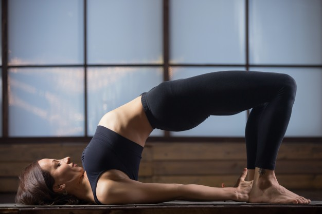 Yoga Poses for Joint Pain Relief