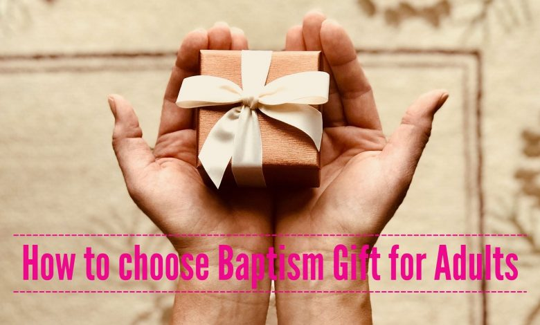 baptism gifts for adults