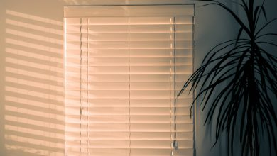 Photo of 5 types of window blinds