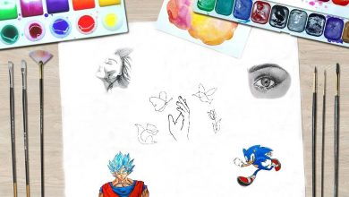 Photo of Easy Drawing Tutorials For Children and Beginners
