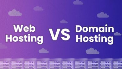 Photo of What is the Difference between a Domain and a Hosting?