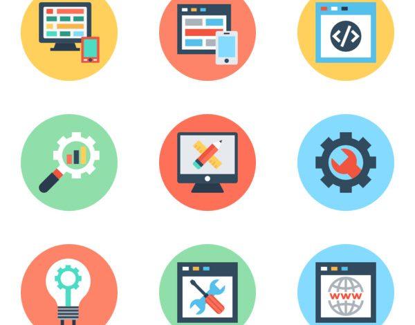 Web Development Icons Free Website