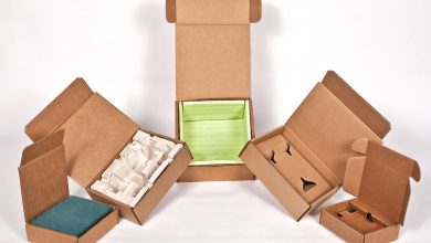 Photo of Custom Packaging Boxes with Handles Eased the Way of Carrying The Products During Shipping
