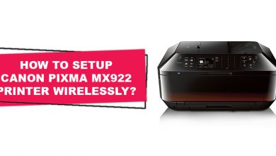 Photo of How to Setup Canon Pixma Mx922 printer wirelessly?