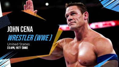 Photo of John Cena: WWE Wrestler, Biography, Profile, Achievements